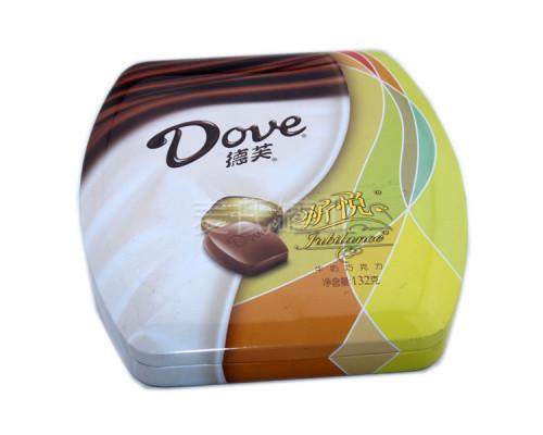 德芙巧克力 德芙巧克力礼盒装 巧克力礼盒