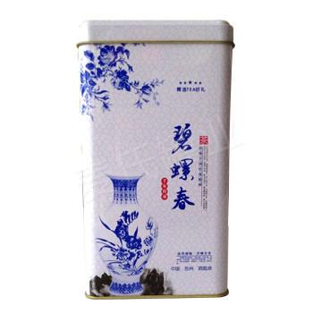 碧螺春茶叶罐|碧螺春茶叶铁罐包装
