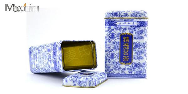 马口铁茶叶罐|金骏眉铁罐|大红袍茶叶罐厂家