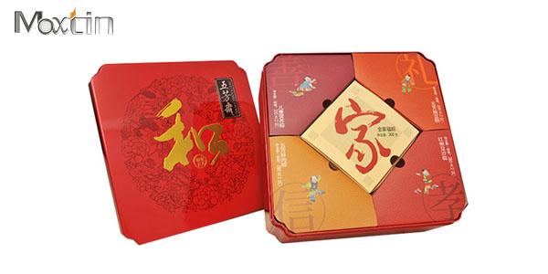 五芳斋和家粽子包装盒mx041正面