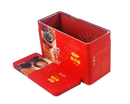 杂粮包装铁罐mc0407d展开图
