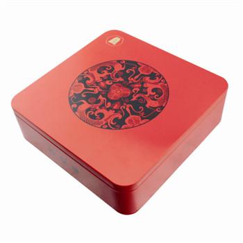 創意月餅鐵盒包裝|鐵皮月餅包裝盒