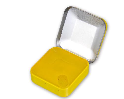 柠檬糖果含片小铁盒展开图