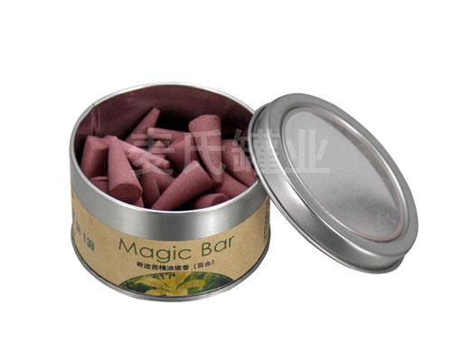 香薰精油塔香铁罐子