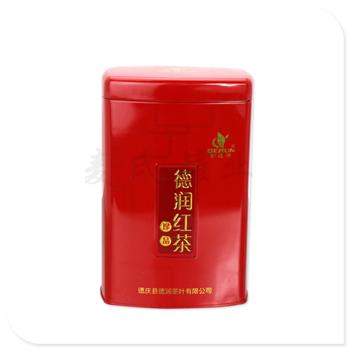 方形红茶铁盒子设计,茶叶铁盒生产商