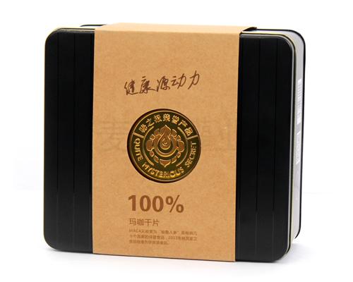 在你的铁盒包装设计中简单使用较少的染料和更少的材料,生产环保和可