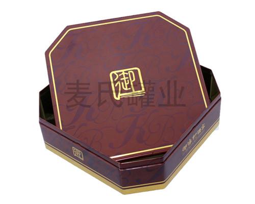 异形中秋月饼铁皮盒子-2