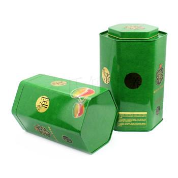 金柑普马口铁罐设计,马口铁茶叶罐制造厂